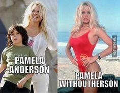 #pamelaanderson