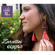 NEW IN STOCK! Porque unos zarcillos fabulosos transforman tu look en segundos!  #TransfomationTuesday #NewSeason #NuevaTemporada #LookChikiluky  #Ootd  #fashion #TT #InLove #AmoLosZarcillos #accesorios #accessories #FelizMartes #Morning #zarcillosChikiluky #Lovely #GirlThing #picOfTheDay #Egipto #zarcillos #statementEarrings #Earrings #moda #Venezuela #Mexico #colorful