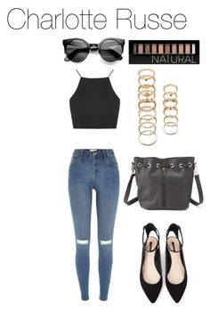 """""""Charlotte Russe"""" by mercedes-designs on Polyvore"""