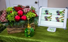 Holiday Floral Arrangement With Amy Marella