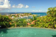 Villa rentals and luxury hotels on St Barth, St Barts, St Barthelemy