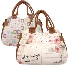 Disaster Designs : Dandy Handbag. For my mom!