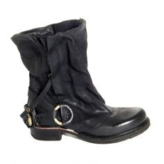 Boots black leather women shoes online riccione 2013-2014 Tamagnini AIRSTEP   Tamagnini Le Scarpe