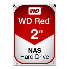 """WD 2TB Red 3.5"""" SATA3 NAS HDD/Hard Drive WD20EFRX"""