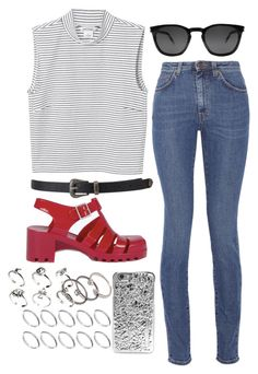 """""""Untitled #619"""" by arythebeeslayer on Polyvore"""