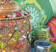 Janneale's Home: Decorating - Moroccan Style