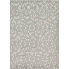Unique Loom Morocco Gray Area Rug & Reviews   Wayfair