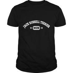 Jack Russell Terrier Mom Womens TShirts  Womens TShirt