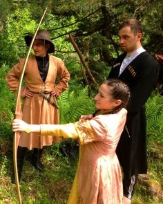 Traditional Archery Competition in North Ossetia-Alania