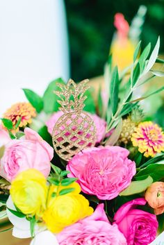Party Like a Pineapple Bridal Shower Must Haves