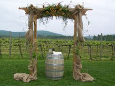 Wedding Arch Decorations With Flower | Wedding Decorations Ideas