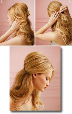 How-to Simple Chic Hairstyle #tutorial #hair