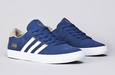 Adidas Skateboarding Gonz Pro Uniform Blue Chalk2