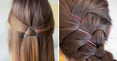 Las horquillas o pasadores de cabellos son uno de los accesorios básicos que tiene más usos de los que imaginamos. Son los mejores aliados para tener un peinado rápido y sencillo en esos días en que nuestro cabello es más rebelde. Además son muy baratos, fáciles de encontrary marcan toda la dife