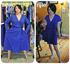 Designer Transforms One Dollar Thrift Store Clothes Into Trendy Outfits - My Modern Met