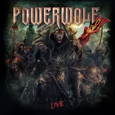 Powerwolf - The Metal Mass Live (Review) - https://fotoglut.de/musik/reviews/2016/powerwolf-the-metal-mass-live-review/