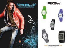 Relojes RG-512 en www.relojesplatayacero.com