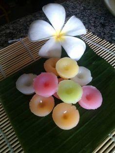 ขนมน้ำดอกไม้