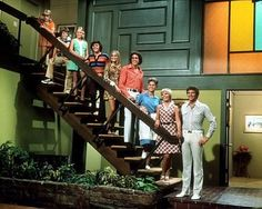The Brady Bunch - No explanation needed for this show...it's just a story of a lovely lady...who one day meets this fellow...and whose group will form a family