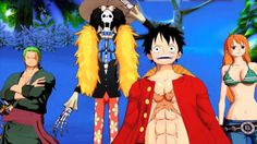 One Piece: Unlimited World Red English-Subtitled Trailer