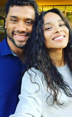 Ciara Teases Valentine's Day Plans With Boyfriend Russell Wilson?Plus, Is an Engagement Coming?! | E! Online Mobile