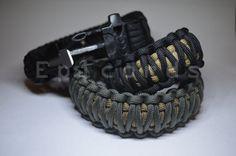 The+ULTIMATE+Survival+Bracelet+King+Cobra+style+by+Epicords