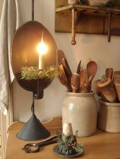 sugar nippers & Love the lamp!!