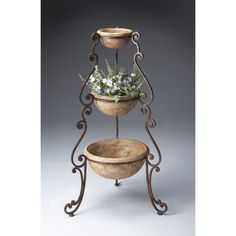 Have to have it. Butler Metalworks Planter 42H in. - $539 @hayneedle