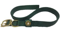 The Huntsman Collar - Forest Green