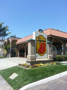 Super 8 Sandcastle Inn in Anaheim, CA