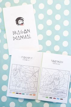 How To Train Your Dragon | Fun Party Game Ideas