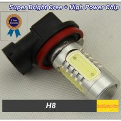 $33.90 (Buy here: https://alitems.com/g/1e8d114494ebda23ff8b16525dc3e8/?i=5&ulp=https%3A%2F%2Fwww.aliexpress.com%2Fitem%2F2014-New-Products-2-PCS-H8-CREE-High-Power-Chip-11W-DC-12-24V-LED-Fog%2F822581644.html ) Car Led Light 2 PCS H8 LED CREE+High Power Chip 11W DC 12-24V LED Fog light Wedge Bulb Lamp Red Yellow Blue White Led Auto for just $33.90