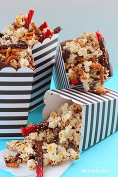 Movie Theater Popcorn - your movie nights won't be the same.