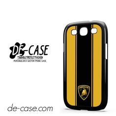 Lamborghini Aventador Bond Style DEAL-6291 Samsung Phonecase Cover For Samsung Galaxy S3 / S3 Mini