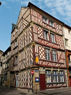 Rennes - and I finally get to go back soon!