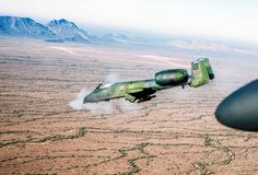 Things You Didn't Know About The A-10 Thunderbolt II Warthog - Supercompressor.com