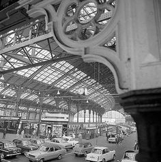 A long time ago. Brighton Sussex, Brighton England, Brighton And Hove, East Sussex, Seaside Shops, Images Of England, Old Train Station, Around The World In 80 Days, Worthing