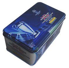 Boks til Champions league fodboldkort