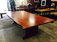 Dining Tables : murray river redgum dining
