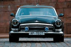 Tuned Volga with a BMW engine.  All pics are unscaled, be carefull. I have more pics of it, but they have perspective, I'll only post they here if...