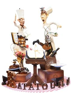 Coupe du Monde de la Patisserie_JulieMyrtille_Sugar & Chocolate Sculpture_Malaysia