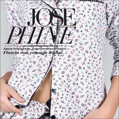 Josephine. Exclusividade Digital Print. #mixte #lindaemcasa
