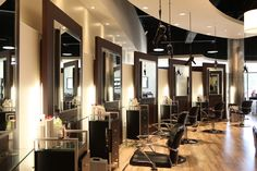 #Hair salon