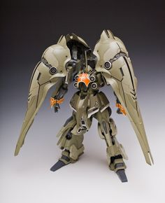 NZ-666 Kshatriya modeled by [08team] kenshin