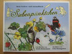 Siebenpünktchen - Mein Vorlese- und Ausmalbuch
