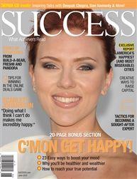Success Magazine June 2012