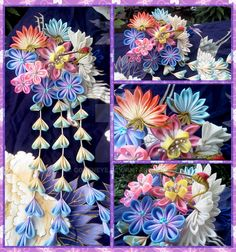 I decided to sell it away and since it wouldn't fit in as much as we like with my customer's kimono, which is a brighter shade of indigo fabric with a more colorful pattern, I also decided to add s...