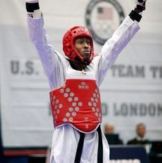 Terrence Jennings wins a bronze medal during taekwondo competition! #Olympics2012 #teamUSA