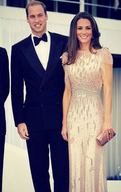 Amazing dress!!!! Will and Kate