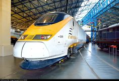 3308 British Railways Eurostar at York, United Kingdom by Daniel SIMON